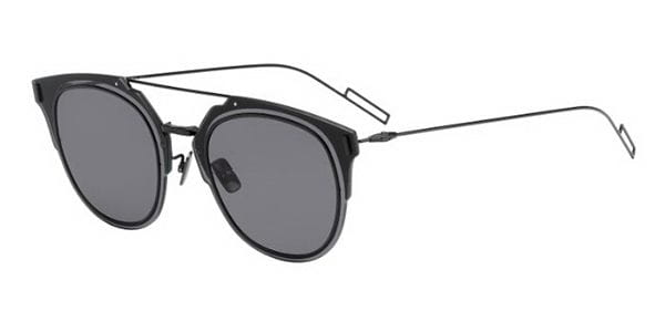 0017d793af7 Dior DIOR COMPOSIT 1.F Asian Fit 006 2K Sunglasses Black ...