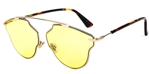 6daa123e240c83 Dior DIOR SO REAL POP 000 HO Sunglasses Gold   SmartBuyGlasses India