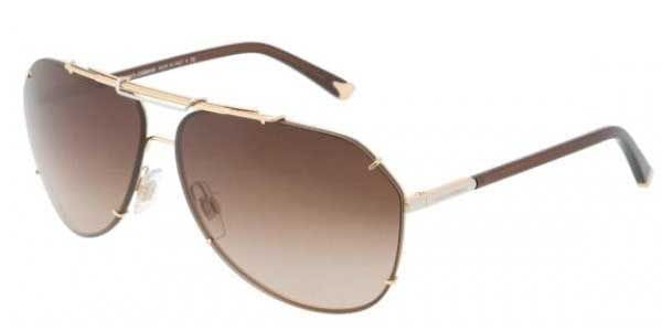 8fa49ffeeeaf Dolce   Gabbana DG2102 Iconic Evolution 034 13 Sunglasses Gold ...