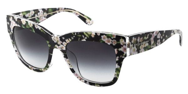 cd999627b4 Dolce   Gabbana DG4231 Almond Flowers 28428G Sunglasses Pink ...