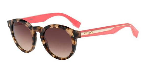 Fendi FF 0086/S COLOR BLOCK HK3/D8 Okulary ...