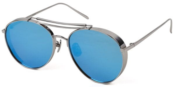 05866a5dc83b Gentle Monster Big Bully 02(6M) Sunglasses Silver