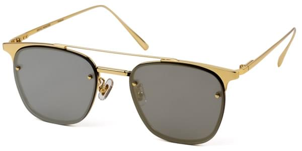 3d4ed562a1 Gentle Monster Fame 03(2M) Sunglasses in Gold