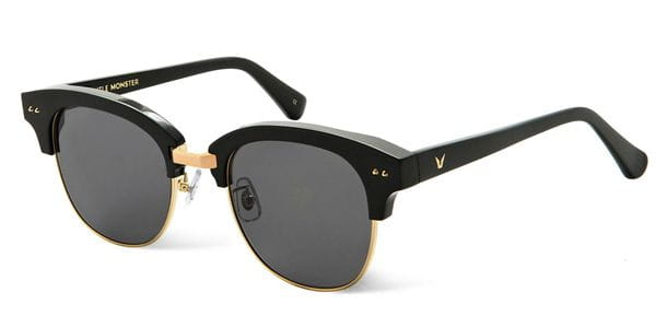 517a1083b278 Gentle Monster Second Boss 01 Sunglasses in Black