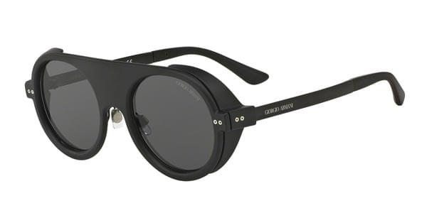 Giorgio Armani AR6034Z 300187 Sunglasses Black | SmartBuyGlasses UK