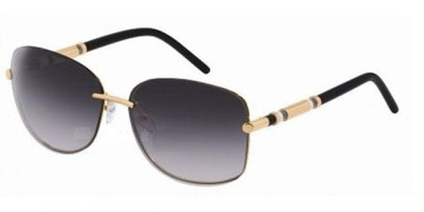 5c9bf431dd022 Givenchy SGV 420 0300 Sunglasses in Gold