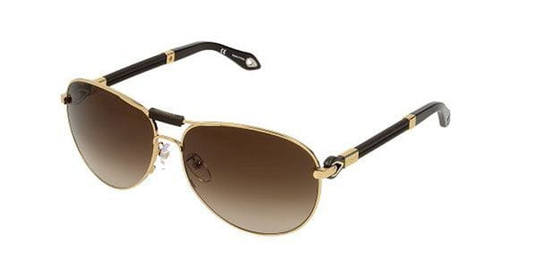 09c2226195f72 Givenchy SGV A42 0300 Sunglasses in Gold