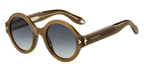 8488eede2aea Givenchy GV 7036 S TW5 HD Sunglasses Brown