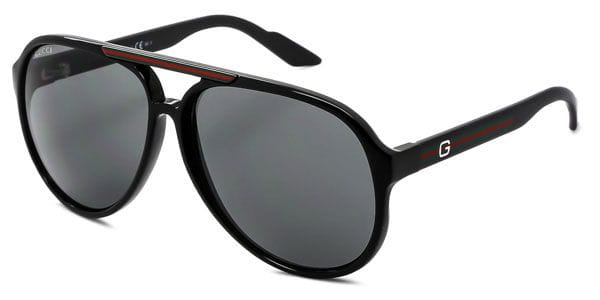 657afb5f826 Gucci GG 1627 S D28 R6 Sunglasses Black