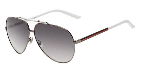 f9b62b2e580a5 Gucci GG 1933 S 6XL 9C Sunglasses in White