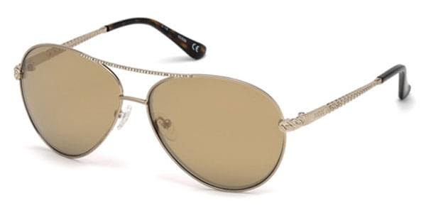 Guess GU 7470-S 32G Sunglasses Gold   SmartBuyGlasses India a447b08db1fb