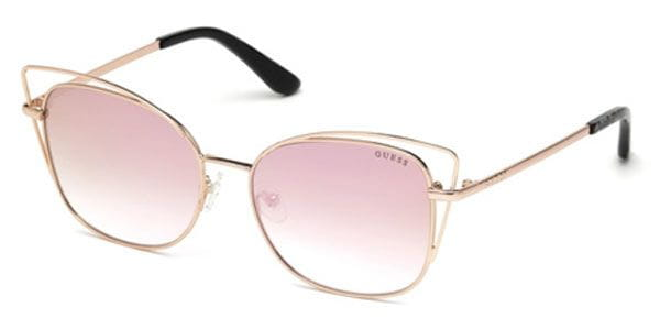 Lunette chat rose Guess