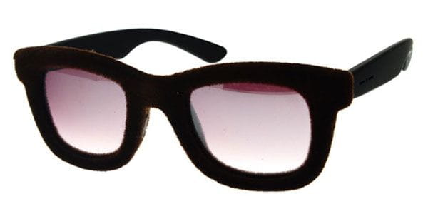 c0ac000ad05 Italia Independent II 0090VIS I-VELVET 044 000 Sunglasses in Brown ...