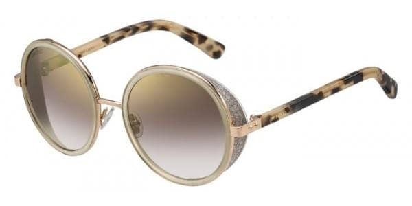 5ecf64aa3b Jimmy Choo Andie S J7A NH Sunglasses Gold