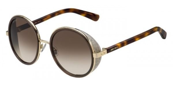 f27c12d6a6 Jimmy Choo Andie S J7G JD Sunglasses Brown