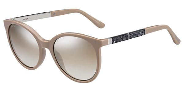 967ee4dd7e98 Jimmy Choo Erie S FWM NQ Sunglasses in Brown