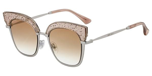 62a01545afc Jimmy Choo Rosy S KON HA Sunglasses in Grey