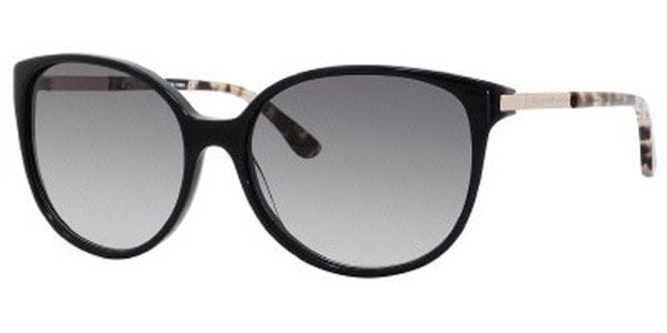 aa6b31486e28 Kate Spade Shawna/S 0807 Sunglasses in Black | SmartBuyGlasses USA