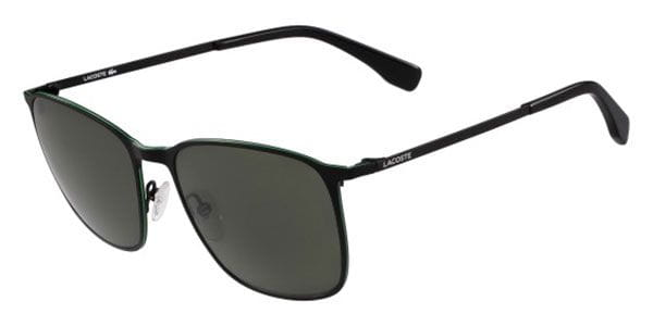 e60313ac8188 Lacoste L178S 001 Sunglasses in Black