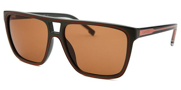 450eecb63baa Lacoste L743S 317 Sunglasses Orange