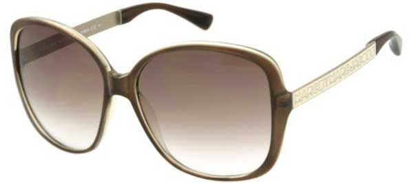 7abae8c2f60 Marc By Marc Jacobs MMJ 126 S I4B S8 Sunglasses in Brown ...