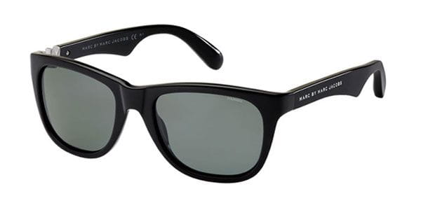 0bfa173030291 Marc By Marc Jacobs MMJ 251 S Polarized 807 RA Sunglasses in Black ...