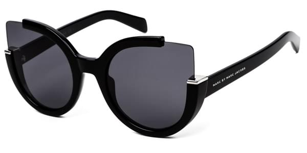 uk cheap sale high fashion attractive price Marc By Marc Jacobs MMJ 477/S D28/E5 Sunglasses in Black ...