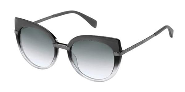 49864f16824 Marc By Marc Jacobs MMJ 489 S LR1 9C Sunglasses Clear ...
