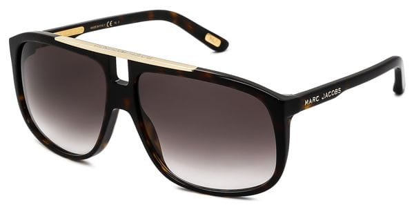 9c683632f411 Marc Jacobs MJ 252/S 086/JS Sunglasses Tortoise | SmartBuyGlasses India