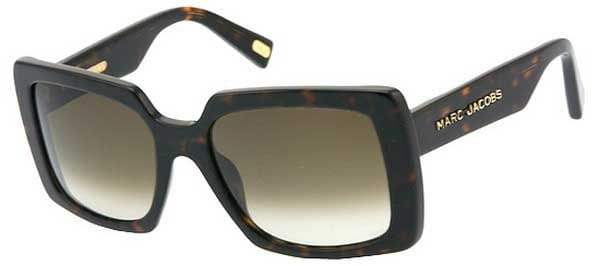 a995e100f831 Marc Jacobs MJ 299/S 086/CC Sunglasses Tortoise | SmartBuyGlasses India