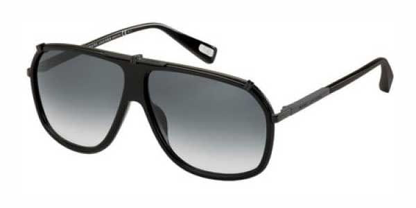 c53fc75e11fb Marc Jacobs MJ 305/S PDE/JJ Sunglasses Black | VisionDirect Australia