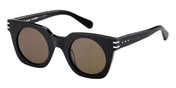 5d46b75f1f56b5 Marc Jacobs MJ 532 S 807 EJ Sunglasses Black   SmartBuyGlasses India