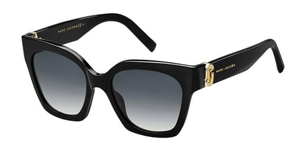 c70c205769 Marc Jacobs MARC 182 S STR 807 9O Sunglasses Black
