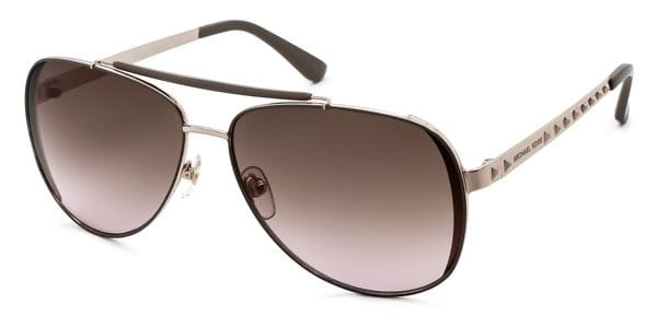 b4f64b4563f92 Michael Kors M 2064S KENDALL 780 Sunglasses in Gold ...