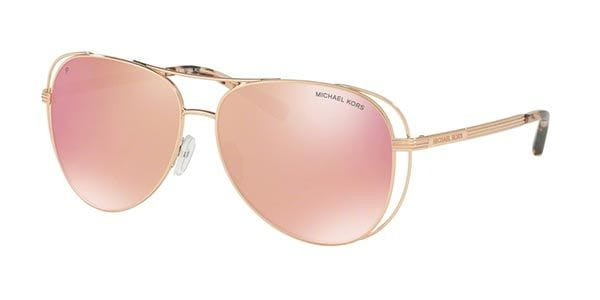 c929892988ef Michael Kors MK1024 LAI Polarized 1174N0 Sunglasses in Pink ...