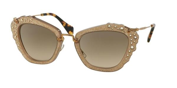 Miu Miu Sunglasses MU04QS MAR3D0
