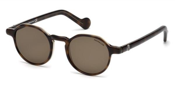 Image of Occhiali da Sole Moncler ML0074 Polarized 52M
