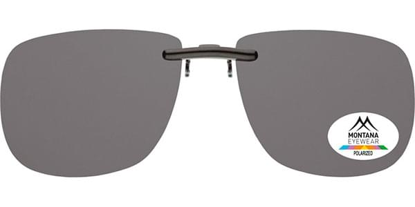 Montana Collection By SBG C12 Clip On Polarized nocolorcode Solbriller 94787f63d1161