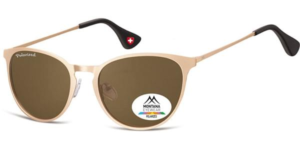 83d030045e04 Montana Collection By SBG MP88 Polarized F Solbriller