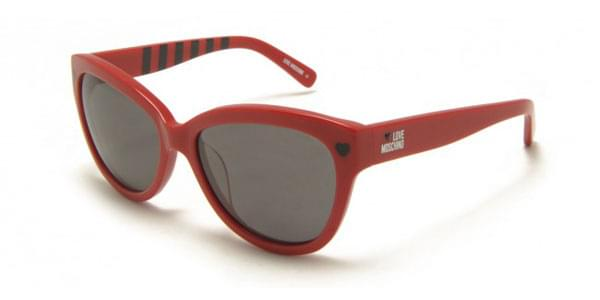 a4d6ff24a33 Moschino ML 532 04 Sunglasses in Red