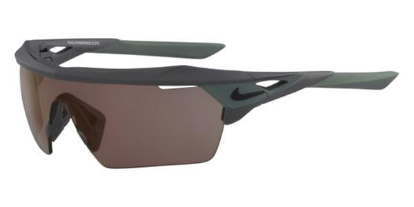 ec8804b715e Nike HYPERFORCE ELITE E EV1067 012 Sunglasses Grey