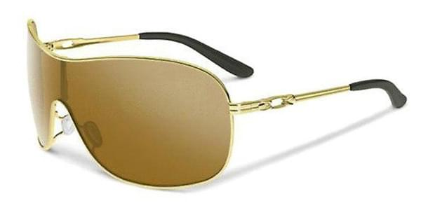 Óculos de Sol Oakley OO4078 COLLECTED 407801 Dourado   OculosWorld ... 14cfd83669
