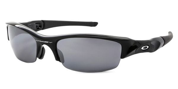 767df812b27 Oakley OO9008 FLAK JACKET Polarized 12-900 Sunglasses in Black ...