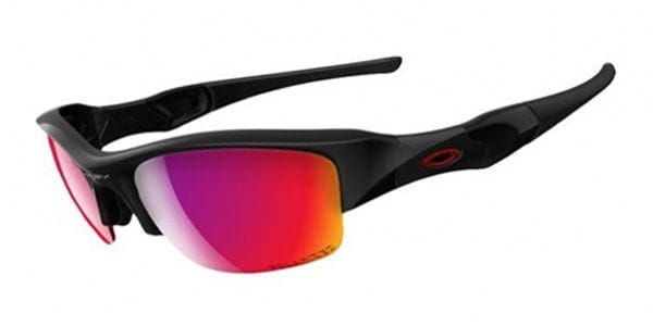 142dfda4645 Oakley OO9008 FLAK JACKET Polarized 26-219 Sunglasses in Black ...