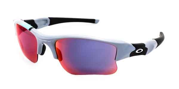 5a997f07430 Oakley OO9009 FLAK JACKET XLJ 63 20 26-263 Sunglasses Grey ...