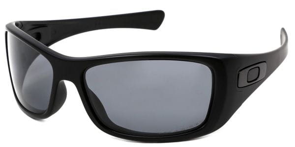 8fc64db802b0e Oakley OO9021 HIJINX Polarized 12-929 Sunglasses in Black ...