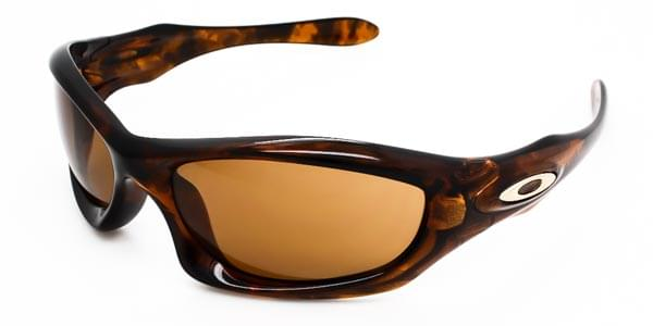 Óculos de Sol Oakley OO9028 MONSTER DOG 05-013 Marrom   OculosWorld ... f55c3a30d6