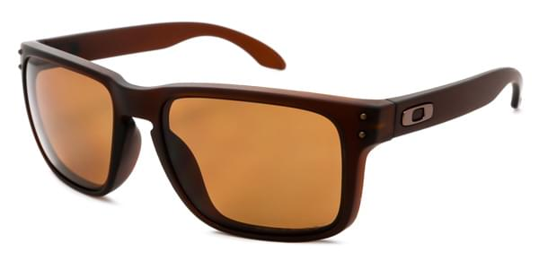 dde65936f68 Oakley OO9102 HOLBROOK Polarized 910203 Sunglasses Brown ...
