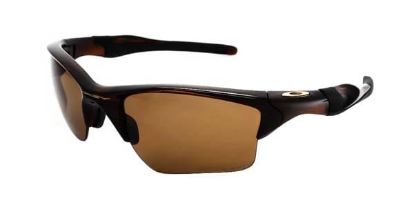 1ca09db742b Oakley OO9154 HALF JACKET 2.0 XL Polarized 915408 Sunglasses Brown ...