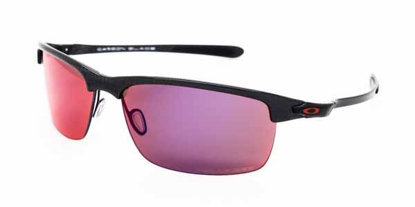 6cd69f6704 Oakley OO9174 CARBON BLADE Polarized 917402 Sunglasses in Black ...